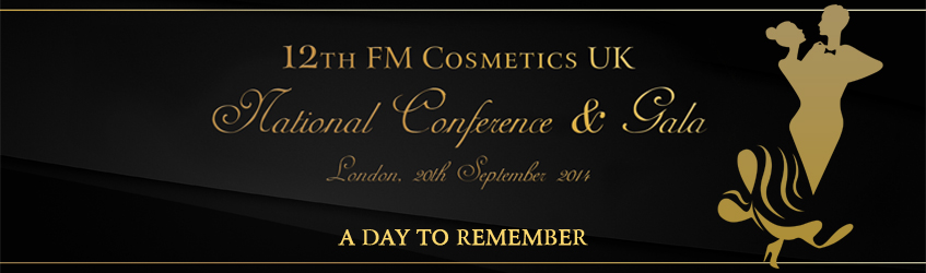 12th FM Cosmetics UK National Conference