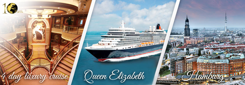 FM World UK 10th Anniversary Cruise, 'Queen Elizabeth' 2016