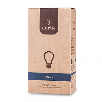 Focus Ground Coffee (250g)