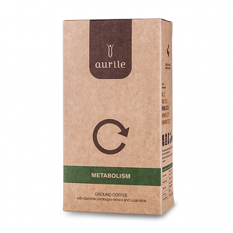 Metabolism Ground Coffee (250g)